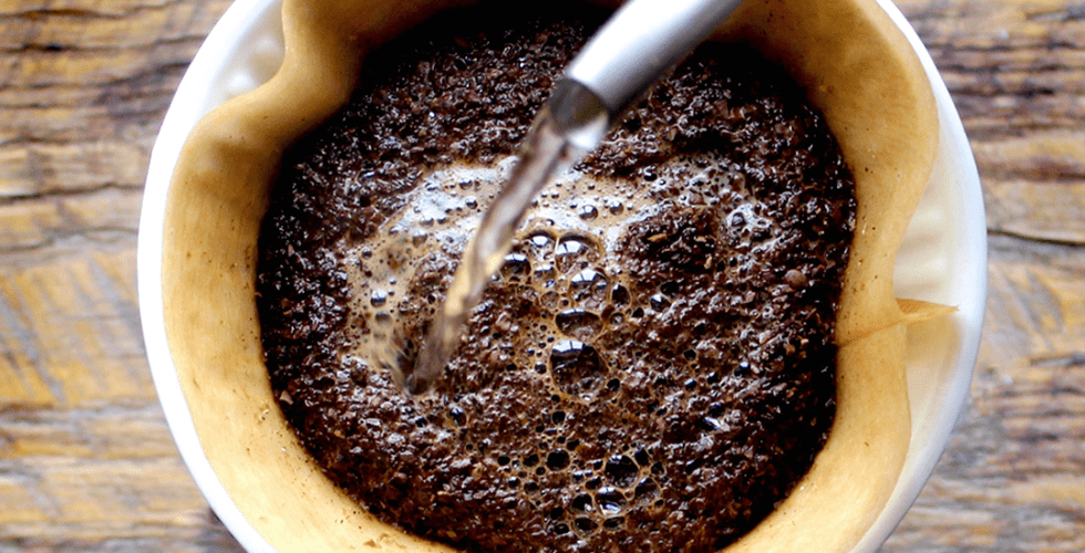 Just Coffee Brew To: Pourover