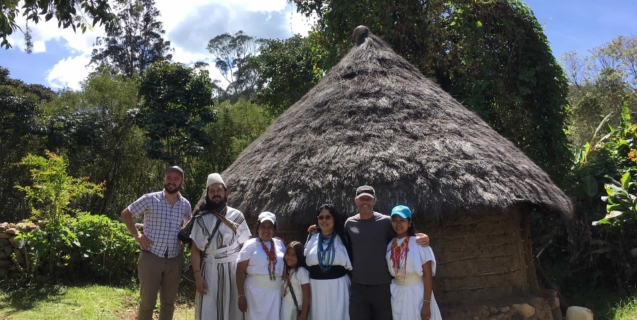 ANEI Coffee Coop in Northern Colombia